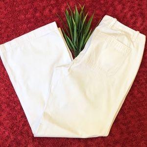 Ralph Lauren Women's Pants Size 16 Wide Leg Thin
